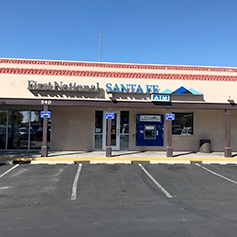 image of Santa Fe, New Mexico