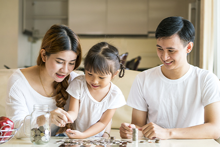 Financial Education Begins at Home image