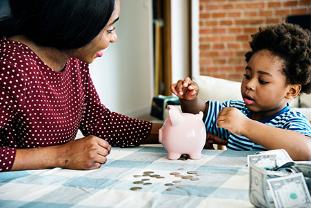 Teaching Kids About Money image